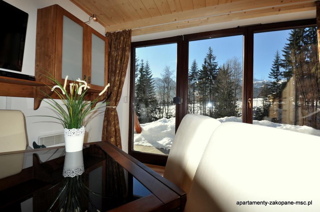 Apartament Kościelisko Cicha Woda Sauna