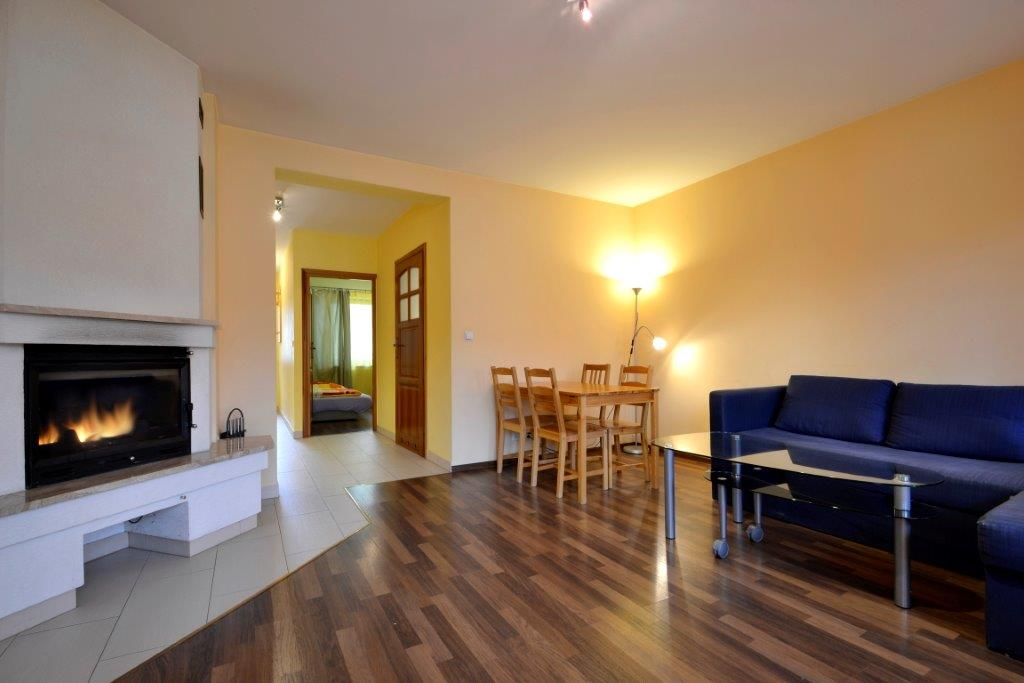 Apartament Zakopane basen sauna jacuzzi rodzinny
