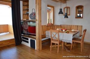 Apartament Alpine Luxury Gliczarów Górny